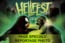 REPORTAGE PHOTO HELLFEST 2013