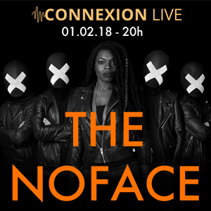 THE NOFACE CONCERT - POP ROCK FOLK