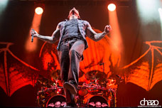 Hellfest 2014 Avenged Sevenfold + Dagoba + Hatebreed en 2014 à Main Stage 02 (clisson)