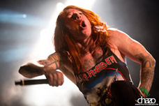 Hellfest 2014 First Blood + Kvelertak + Nasty + Walls of Jericho en 2014 à Warzone (clisson)