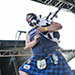 The Real McKenzies (Xtreme Fest 2014) 03-08-2014 @ X Stage