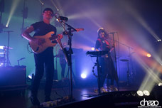 Hollidays + Lilly Wood And The Prick en 2016 à Le Bikini (Ramonville)