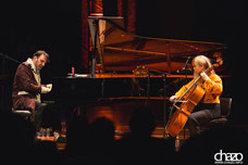 FESTIVAL PIANO AUX JACOBINS Chilly Gonzales en 2017 à Halle aux Grains (Toulouse)