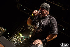 22 Below + Suicidal Tendencies en 2017 à Le Bikini (Ramonville)