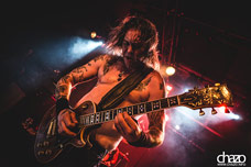 LE GRAND SABBAT Church of Misery + High On Fire + Your Highness en 2018 à Le Rex (Toulouse)