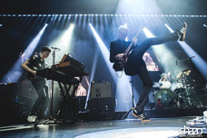 François and The Atlas Mountains + Franz Ferdinand en 2018 à Zenith de Toulouse (Toulouse)
