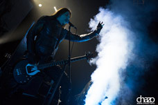 Inquisition + Odious + Septicflesh en 2018 à Le Metronum (Toulouse)