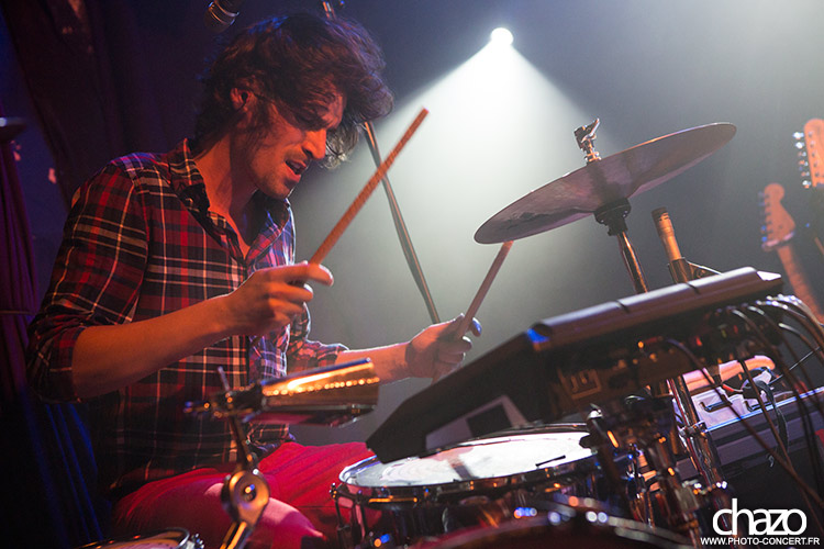 Photos de concerts de gush for Le divan 09 02 16